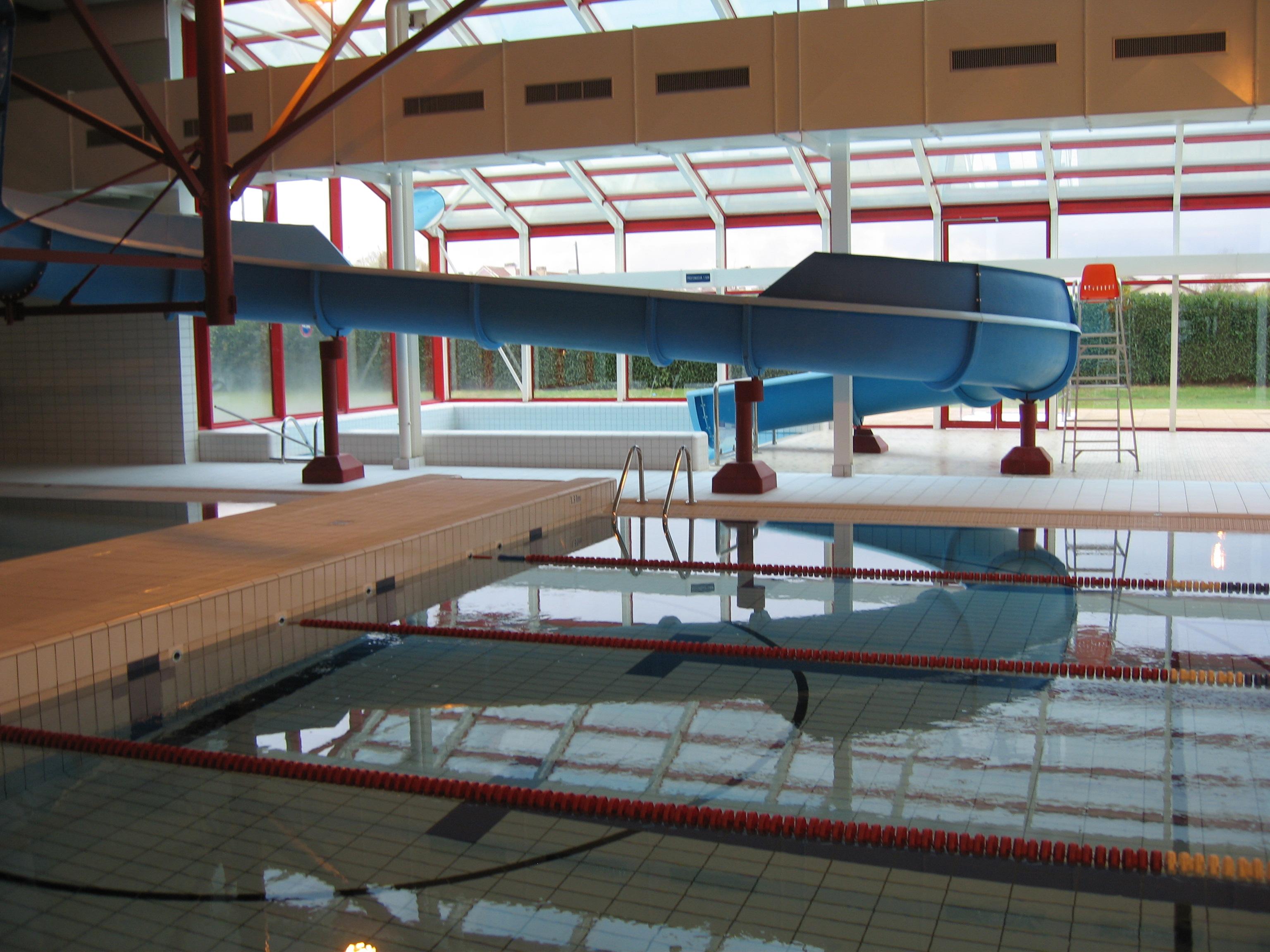 travaux de la piscine de fontenay tr signy